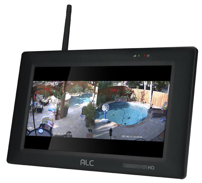 Aws3377 Camera Amp Monitor System Alc Wireless